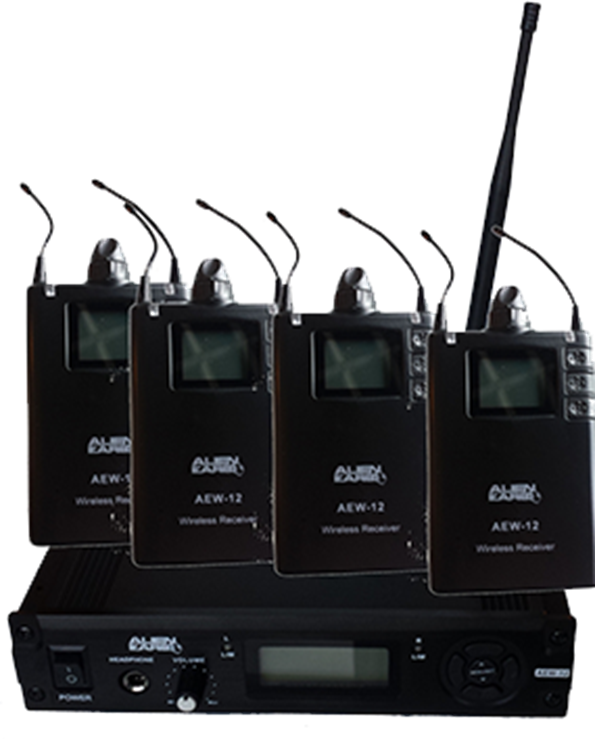 Picture of AEW12BAND Wireless Band Pack