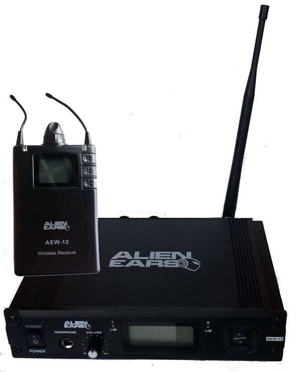 Picture of AEW12 Wireless Monitor Unit